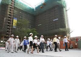 HQC Hóc Môn bán căn C8 tầng 8, 75m2, 2PN và 2 toilet, view công viên, cây xanh và khu dân cư 16ha 474238