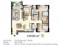 Chính chủ cần sang nhương lại căn hộ Docklands lầu 10 view công viên  nhà tông trắng . 1641837