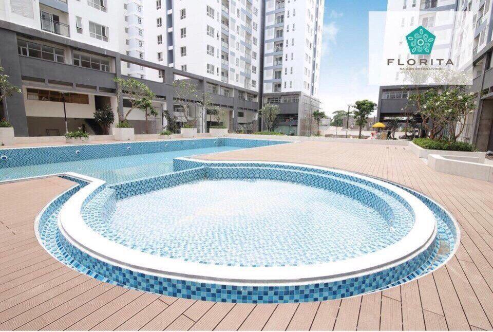 Cần bán căn 3PN CC Florita khu Him Lam, Quận 7, nhận nhà vào ở ngay, chỉ 3,9 tỷ, LH: 0904504642 1962724