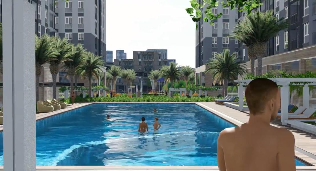 Nhận Booking những căn đẹp Đẹp- AIO City Hoa Lâm- Bình Tân - Cạnh AEON Bình Tân 2045353