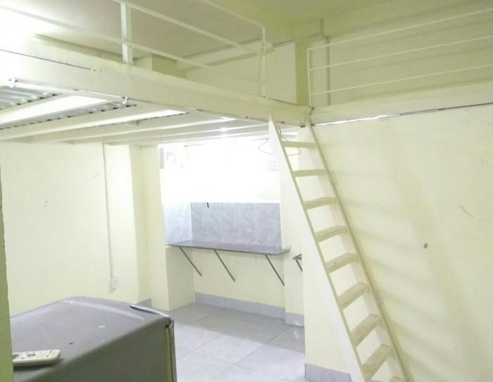 phòng trọ có gác lửng quận Bình Thạnh