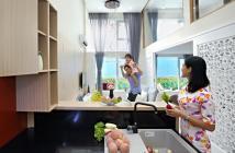 Căn hộ trung tâm quận 2, thiết kế thêm lửng như nhà phố, vị trí đẹp thuận tiện đi lại phù hợp với gia đình trẻ. Giá từ 1,2 tỷ/căn