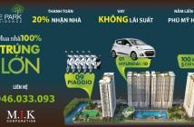 Dự án The Park Residence TT 20% nhận nhà, CK 6%, ring xe 4 bánh. LH CĐT:0946033093