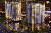 Căn hộ hiện đại với 5 tầng thương mại, ngay trung tâm Q. Bình Thạnh. Giá chỉ 1.59 tỷ.