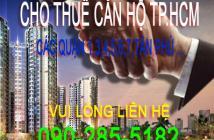 Cần bán căn hộ An Phú, Quận 6 mặt tiền đườn