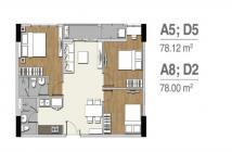 Bán căn hộ chung cư quận 7 giá 1,5 tỷ/căn 60m2 hồ bơi, công viên CK 3 - 24% LH 0906.772.884