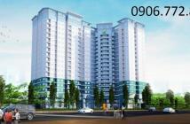 Bán gấp căn hộ 8X Đầm sen 700 triệu 45m2 tầng cao view đẹp LH: 0906.772.884