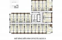 Căn hộ OFFICETEL, shop thương mại dự án SKY CENTER gần sân bay giá 1,1 tỷ - LH 0909052149