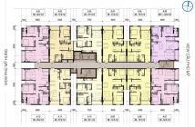 Căn hộ Luxcity ngay trung tâm Q7, liền kề Phú Mỹ Hưng, có hồ bơi, tặng iphone 6, xe audi A4, giá 1,5 tỷ/65m2