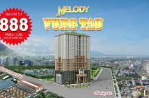 Đầu tư sinh lợi cao với căn hộ Vũng Tàu Melody. CK ngay 24% và tặng nội thất cao cấp