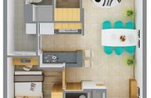 Cần bán căn B9 tầng 3 dự án Melody Residences 68.51m2. 2PN, 2WC, 2bancol giao nhà hoàn thiện