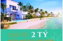 Chỉ 2 tỷ đầu tư và sở hữu biệt thự biển Vinpearl Phú Quốc.LH 0984391239 để giữ căn view biển