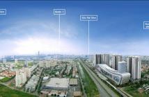 Bán gấp căn hộ Masteri Thảo Điền T3 B8.09, tầng đẹp, căn góc, view hồ bơi, giá 2,55 tỉ