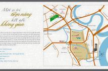 Căn hộ giá tốt Quận 7 - Nằm ngay tại ngã tư Hoàng Quốc Việt và Huỳnh Tấn Phát, giá 14,5tr/m2