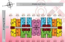 Bán căn hộ 8X Thái An, 54m2, giá 843 triệu, sắp nhận nhà, ký HĐ 40%,0944115837