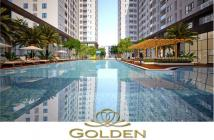 Căn hộ Golden Mansion liền kề sân bay, chỉ 2,5tỷ/căn 75m2, nhà HTCB, thanh toán 1%/tháng