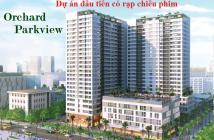 Căn hộ Orchard Parkview ngay công viên Gia Định chỉ từ 1,1 tỷ/căn. Ký HĐ 10%, Thanh toán 3 năm 0% lãi suất. Ưu đãi 17 %.