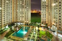 Cho thuê căn hộ Estella, 124m2- 2PN +1 P.Làm việc, nội thất cao cấp, tầng trung, giá 26 triệu/tháng.
