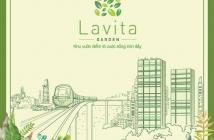Căn hộ Lavita Garden ngay trạm ga điện ngầm METRO số 1 - có link phân tích đầu tư chi tiết.