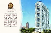 Bán gấp găn hộ Grand Riverside view đẹp, căn góc tầng cao 55.1m2. Giá gốc từ CĐT, trả góp 1% tháng