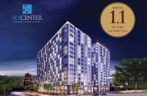 Bán căn hộ, căn shop KD, office-tel. Dự án Sky Center đường Trường Sơn gần sân bay, LH: 0902778184