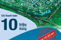 Đất nền khu Đông, giá tốt, chỉ 535tr/nền 114m2, thanh toán 10tr/tháng, hạ tầng hoàn thiện.