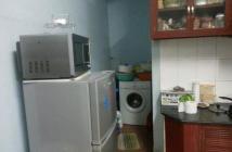 Cho thuê căn hộ chung cư Khánh Hội 1, 3PN, 103m2 giá 12 triệu/tháng, đầy đủ nội thất.