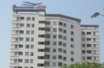 Cần bán gấp căn hộ Sacomreal 584, dt 78m2, 2 phòng ngủ, nhà rộng thoáng mát, tặng nội thất