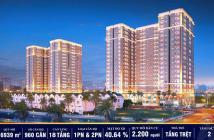 Căn hộ Thiên Đường Quận 8 liền kề trung tâm 2 ban công view sông nội thất cao cấp 0938.096.490