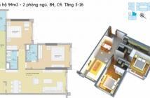 Căn hộ trung tâm quận Bình Thạnh nhận nhà ở ngay giá chỉ 2.4 tỷ (94m2).