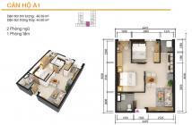 Bán Căn hộ Sky 9, Quận 9, ngay KDC Phú Hữu, thiết kế Hàn Quốc, giá chỉ 765 triệu/2 phòng ngủ