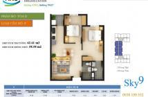 Đầu tư căn hộ Sky 9, giá chỉ 765 triệu 2 phòng ngủ, tại sao Không? Liên hệ 0938 199 552