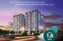 Bán CH 3 phòng ngủ dự án Florita - Him Lam quận 7, giá gốc chủ đầu tư, CK 3% LH 0901.562.342