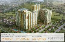 Cho thuê và bán căn hộ The Eastern ngay khu biệt thự Khang Điền