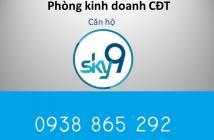 Cơ hội sở hữu căn hộ 2PN giá 739tr chỉ có ở Sky9 – Q9, nhận bộ nội thất cao cấp. Lh: 0938.865.292