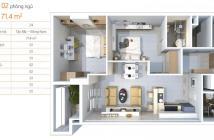 Cần bán lại căn hộ Shome - 75m2 - Vô ở liền - 1,850 tỷ