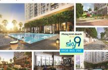 Căn hộ Flora Fuji, Liền kề Samsung Quận 9, giá 1.05 tỷ/ 2PN, 2 Phòng ngủ nội thất hoàn thiện.