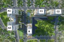 Bán căn hộ Tropic Gaden A1 16.06 căn 2PN, diện tích 65m2 chính chủ, bán giá 2.15 tỷ. LH 0902523396