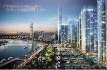 Bán căn hộ Vinhomes Golden River tháp Aqua 4 lầu cao căn số 8 giá 5,4 tỷ /2PN