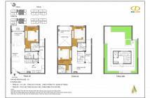 CH nghỉ dưỡng cao cấp ngay trung tâm cách Q1, chỉ 10 và KĐT Phú Mỹ Hưng, giá chỉ từ 960tr/căn