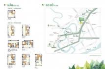 Bán nhà quận Thủ Đức, 1.1tỷ/căn. Vị trí ngay ngã 4 Bình Thái, hồ bơi, công viên, LH CĐT 0901562342