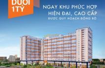 Bán căn hộ 9 View - Quận 9, giá 990tr/58m2/2phòng ngủ/2WC. Bàn giao hoàn thiện, tặng NT, CK 4%