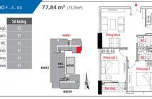 Bán căn hộ cao cấp, quận7, giá 2.5 tỷ - 4.0 tỷ VND. Dự án: Him Lam Riverside, Hoàng Anh Thanh Bình