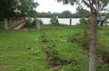 Đất nền mặt tiền ven sông tiện ở kinh doanh cho thuê. LH: 0901320950