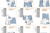 Bán căn hộ Him Lam Riverside, quận 7, 141 m2, 4 PN, 3 WC, lầu cao, view hướng đông. Giá 5.2 tỷ. Vũ 0901414778