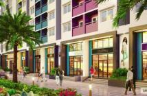 Bán căn Shop tầng trệt chung cư-Chiết khấu khủng-70% nhận nhà-LS áp dụng 18-24%-0907851655