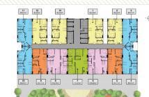 Cần bán căn hộ gần lotte mart Quận 7, DT 81m2/2PN/2WC giá 2 tỷ đã bao gồm VAT - 090.1386.993
