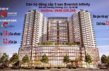 Căn hộ cao cấp The Everrich Infinity, tọa lạc tại 290 An Dương Vương, Quận 5