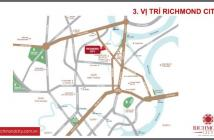 Căn hộ Nguyễn Xí, Bình Thạnh gần ngã tư hàng xanh, giá chỉ 1,6 tỷ/ căn. Cam kết rẻ nhất khu vực