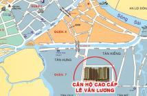 Bán căn hộ Hoàng Anh Gia Lai 1, khu vực Quận 7. 109 m2, 3 phòng ngủ, lầu cao
